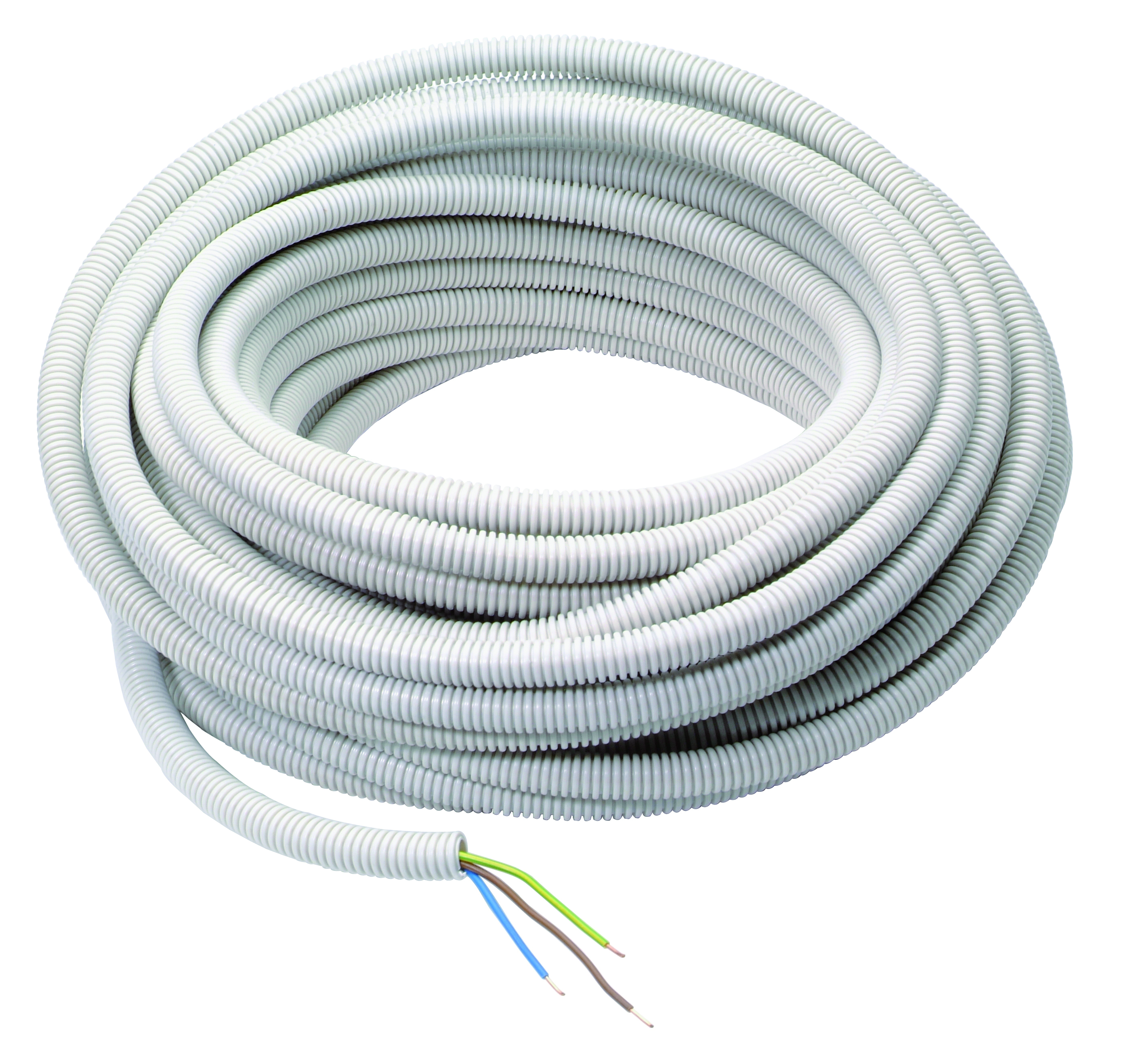 Products Pre Wiring Home Cable Wired Flex Conduit 16mm 3g15mm