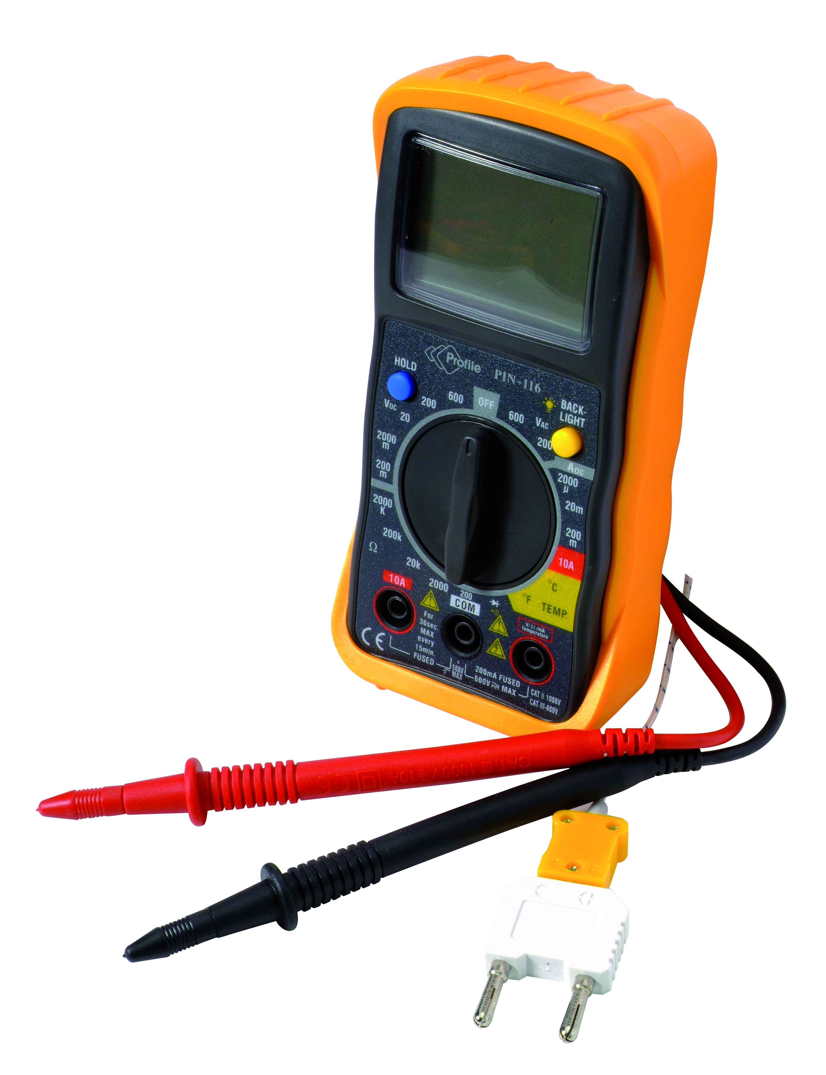 Digitale multimeter medium
