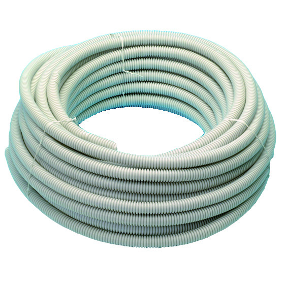 Pre wired flex conduit audiocable 2x0.75mm² 50m