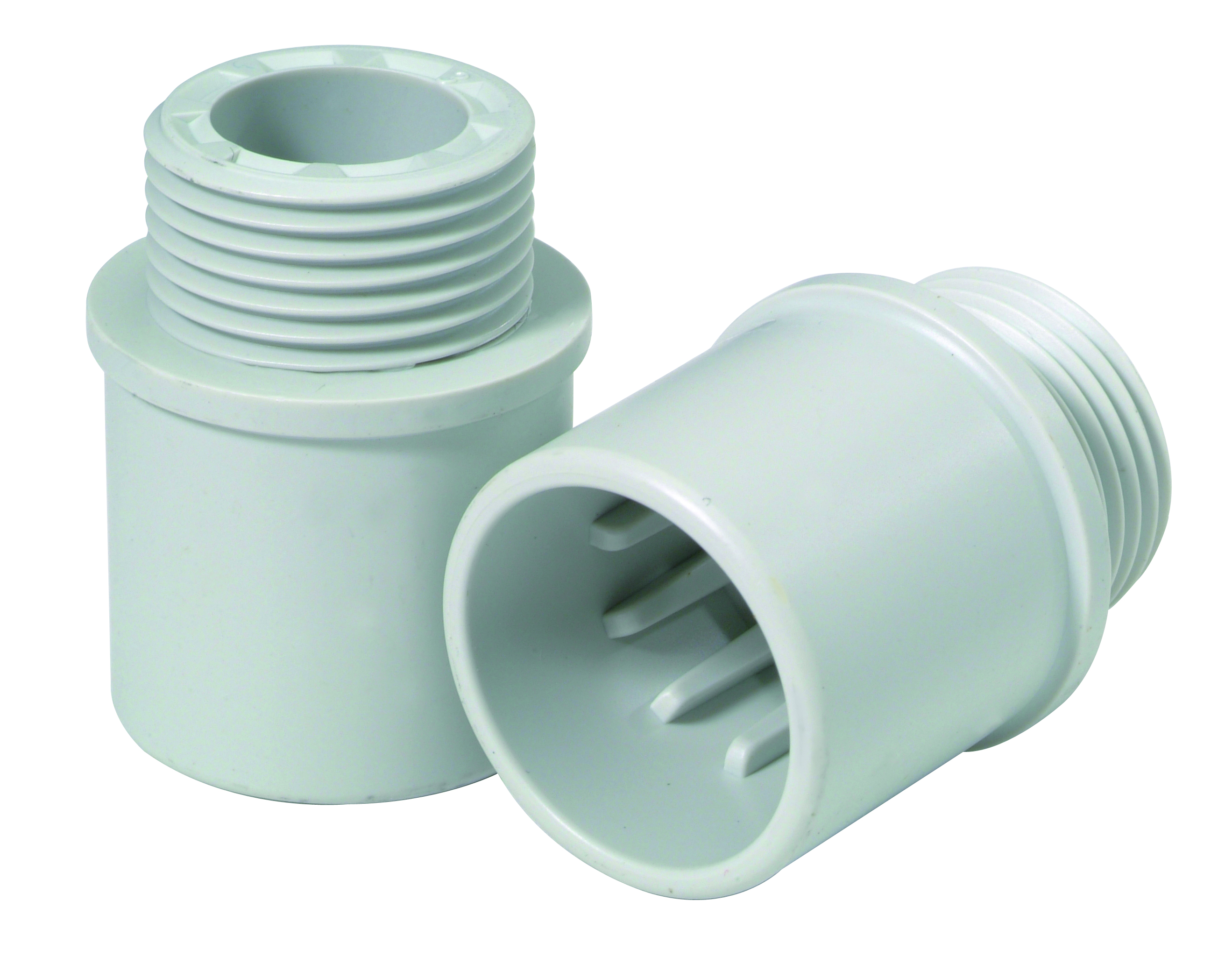 Entrance for PVC pipe 16-20mm 10 pieces