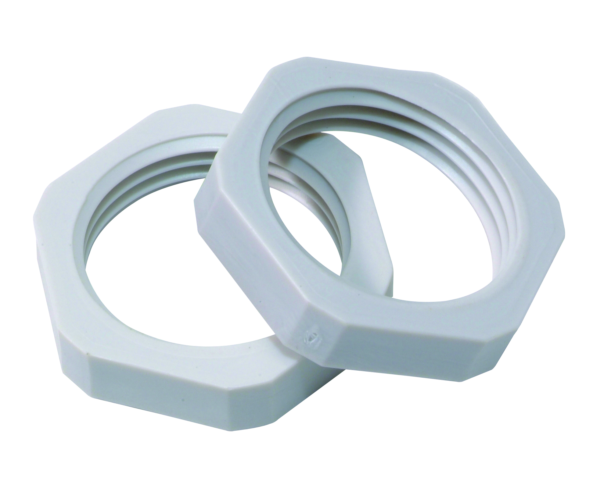 Counter nut polystyrene M20 4 pieces